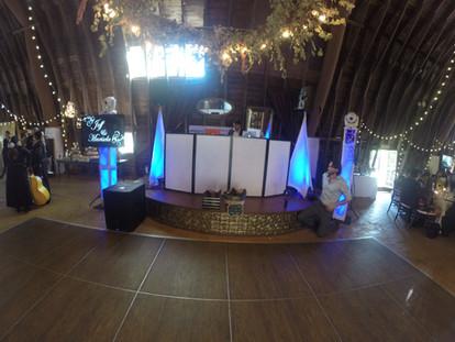 Barn Wedding Premuim Set up