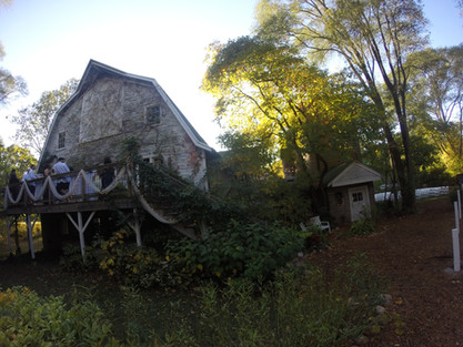 The Blue Dress Barn, Benton Harbor MI