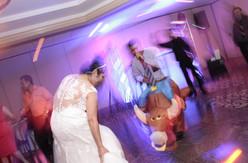 Wedding Interacting