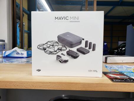 ドローン購入しました🎥DJI Mavic Mini