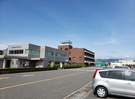 福井県に名義変更から納車へ!