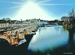 The old Tomar Bridge