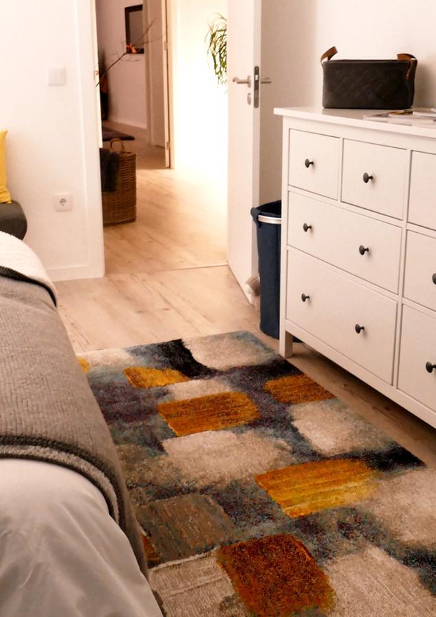 Blue Spring bedroom
