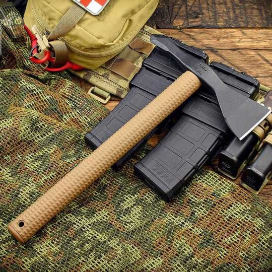 American Tomahawk Model 1 Coyote Brown