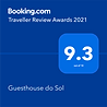 Guesthouse do SOl Booking rating 2021.pn