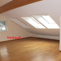 Dachgeschosswohnung in Kaufering