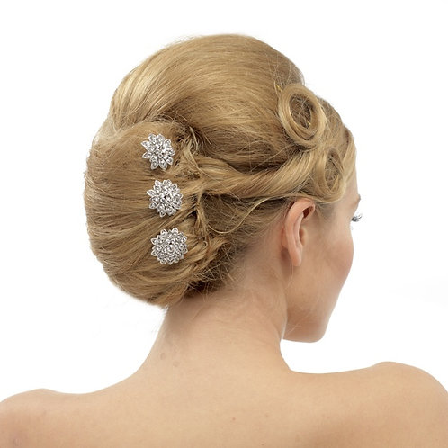 Stunning Bridal Hair Pins