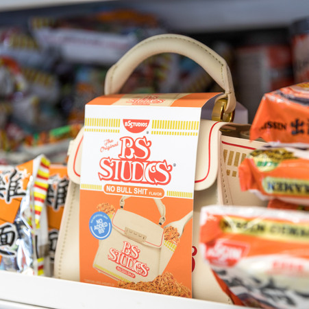 BS Studios Cup Noodle Bag