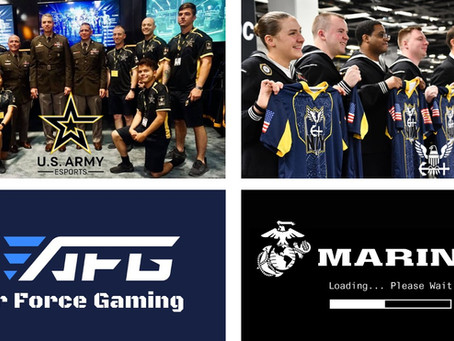 The Few, The Proud, The Last: Marine Corps Recruiting and Gaming in a COVID-19 World