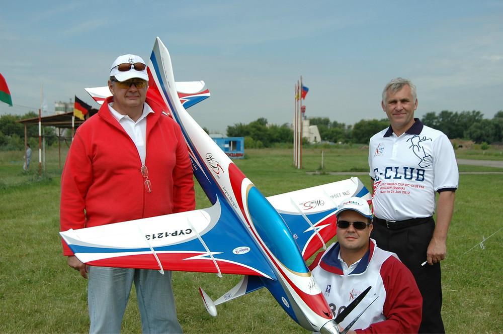 Фото 3-й Кубок RC-CLUB, 2012, день первый