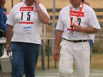 Пилоты RC-CLUB на открытых международных соревнованиях по F3A. Кипр, 12-13 мая 2007 года.