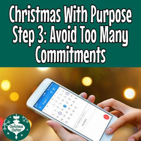 Christmas With Purpose, Step 3