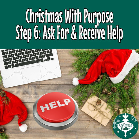 Christmas with Purpose, Step 6