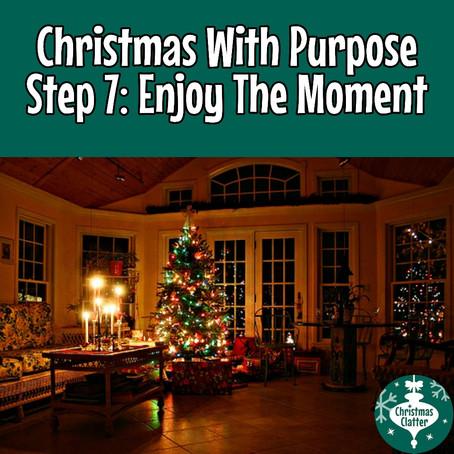 Christmas with Purpose , Step 7
