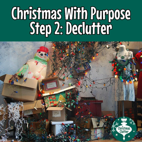 Christmas With Purpose, Step 2