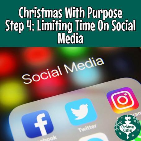 Christmas With Purpose, Step 4