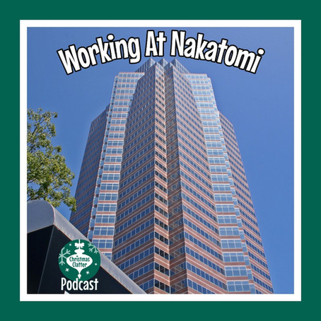 Working At Nakatomi
