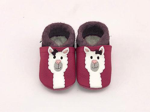 Kinderlederschuh Modell Lama