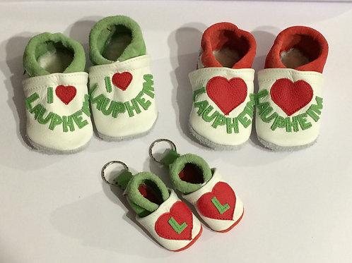 Kinderlederschuh Modell Laupheim