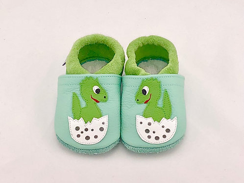 Kinderlederschuh Modell Baby Dino