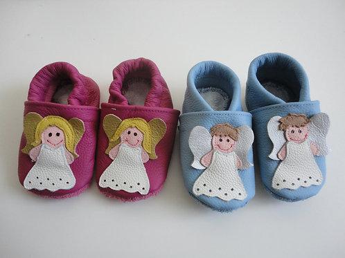 Kinderlederschuh Modell Schutzengel