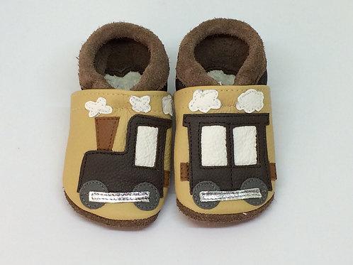 Kinderlederschuh Modell Zug