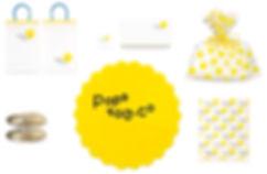 卑弥呼,ポポトコ,popo toe co,デザイン,ブランディング,ロゴ,logo,akikoskimoto,関本明子
