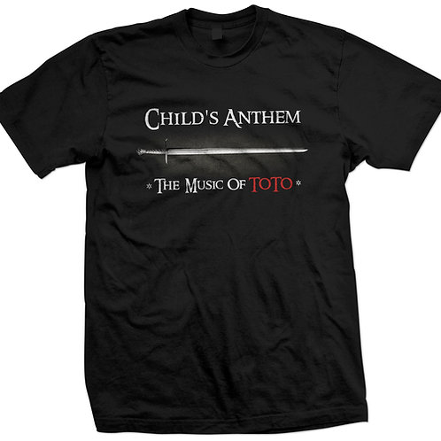 Child's Anthem-The Music of Toto -  T-shirts