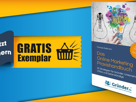 Gratis - Das Online-Marketing Praxishandbuch