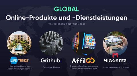 Crowd1 - globale Produkte und Dienstleis