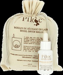 Set de séchage - Boules & Parfums