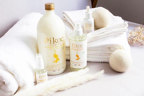 Produits ménager écologiques parfumés et made in France Pikoc