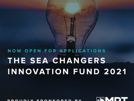 Apply now to Sea-Changers Innovation Fund