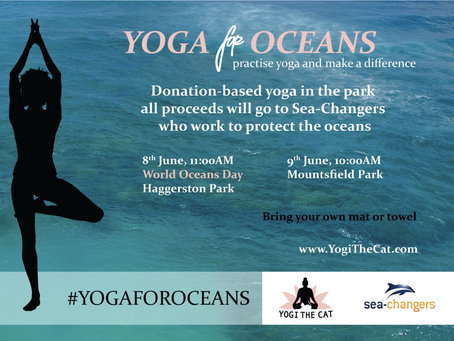 Yoga for Oceans