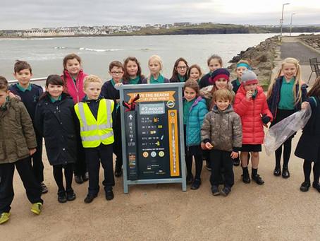 November: Mill Strand Integrated School