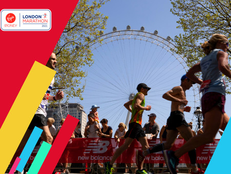Places available for the Virtual London Marathon