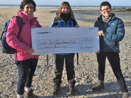 Apply now for a marine conservation grant