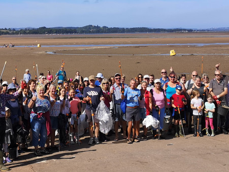 April: Exe Estuary Partnership