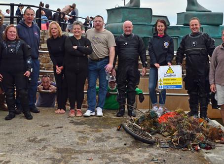 July: Ilfracombe and North Devon Sub Aqua Club