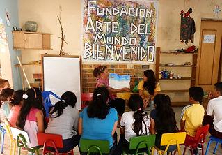 vrijwilliger werken in Latijns-Amerika El Sol Spanish School Andrea Prehn Gallo