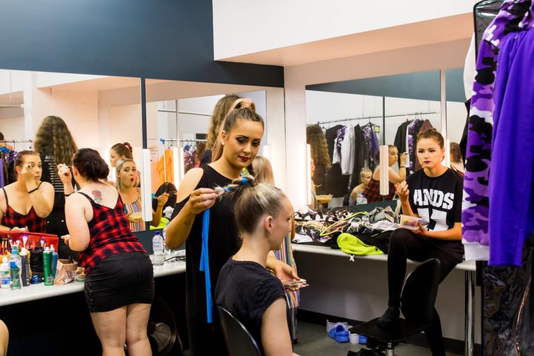 2018 Backstage hair Maria.B & Ali.G 3.jp