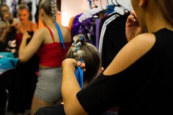 2018 Backstage hair Maria.B & Ali.G 1.jp