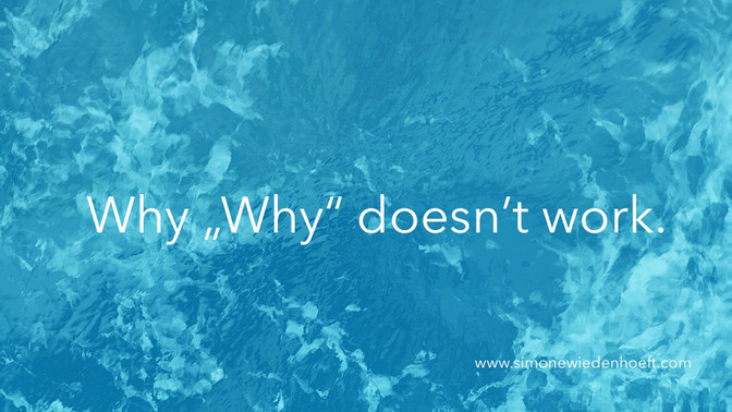 """Why """"Why"""" Doesn't Work"""
