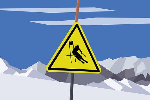 Attention Slalom