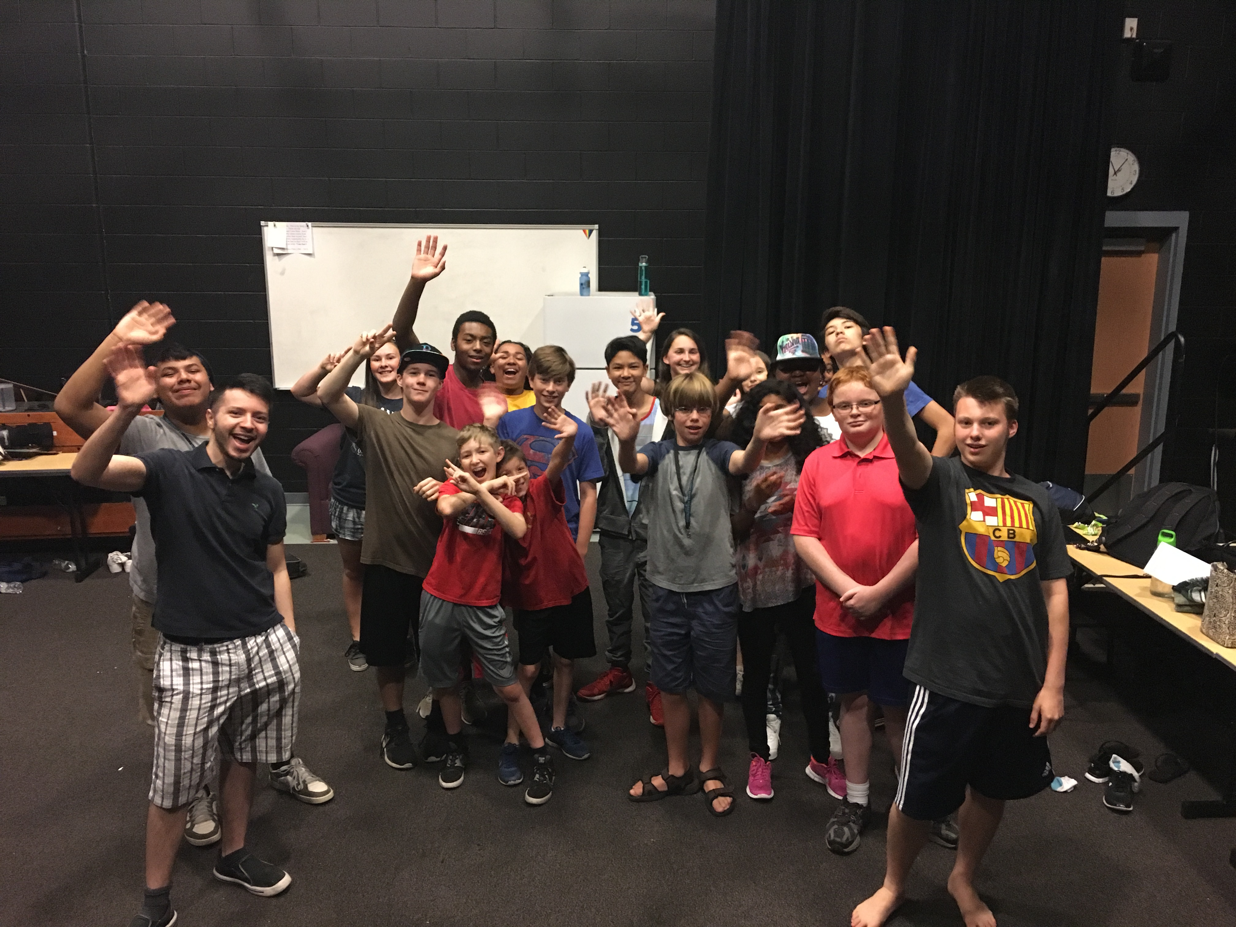 Kevin's Acting Class