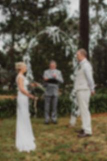 Wedding at Dromkeen Homestead