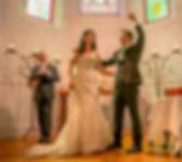 Wedding at Daylesford Convent Gallery