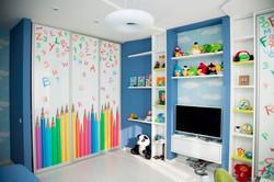 Шкаф - купе в детскую комнату