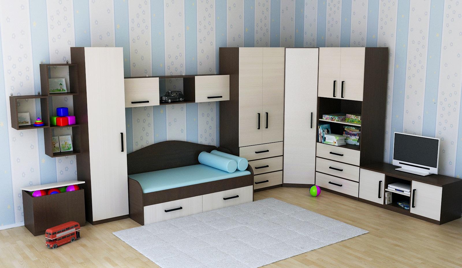 Мебель РАДУГА