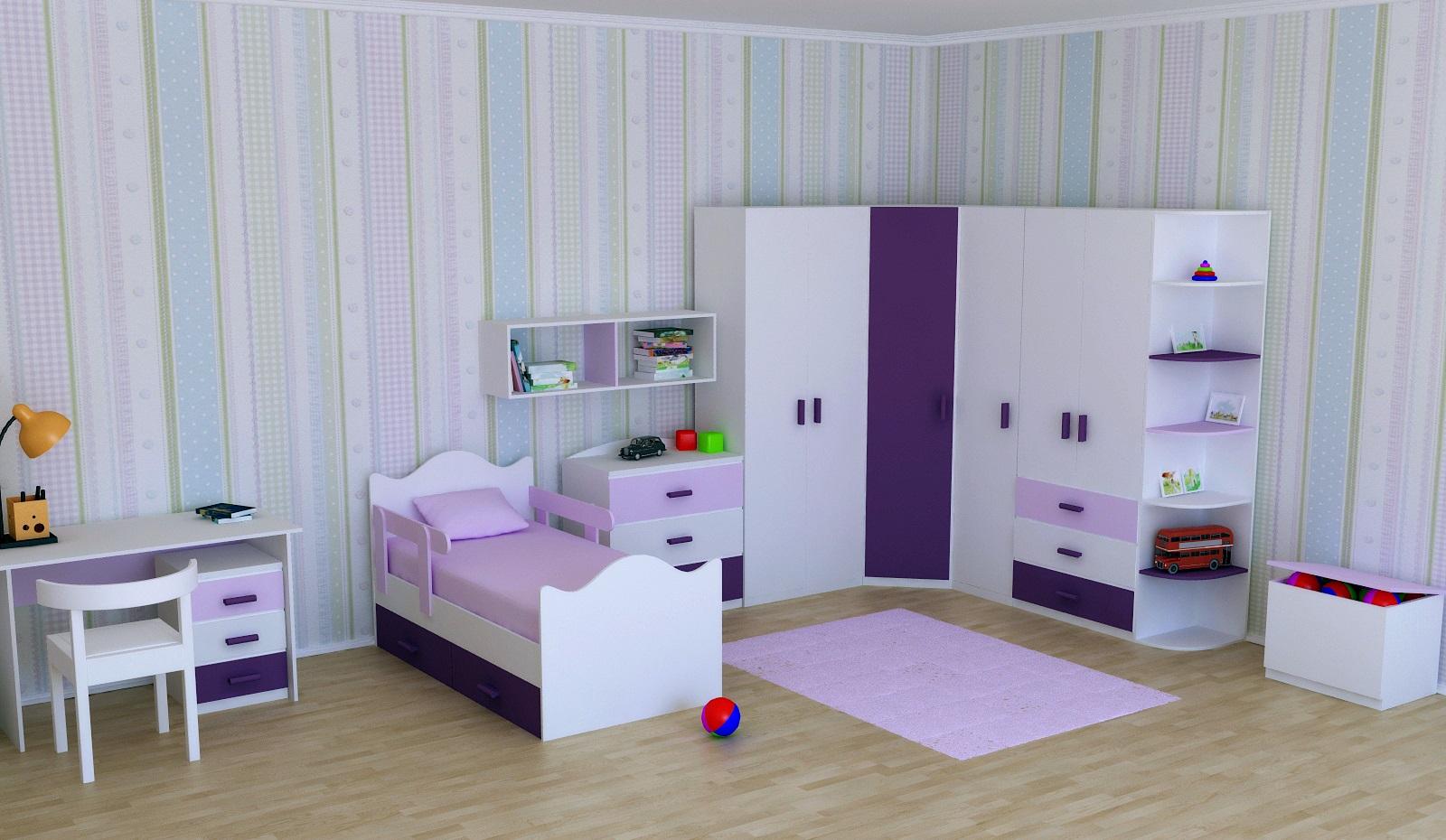 Модульная мебель РАДУГА НЕКСТ